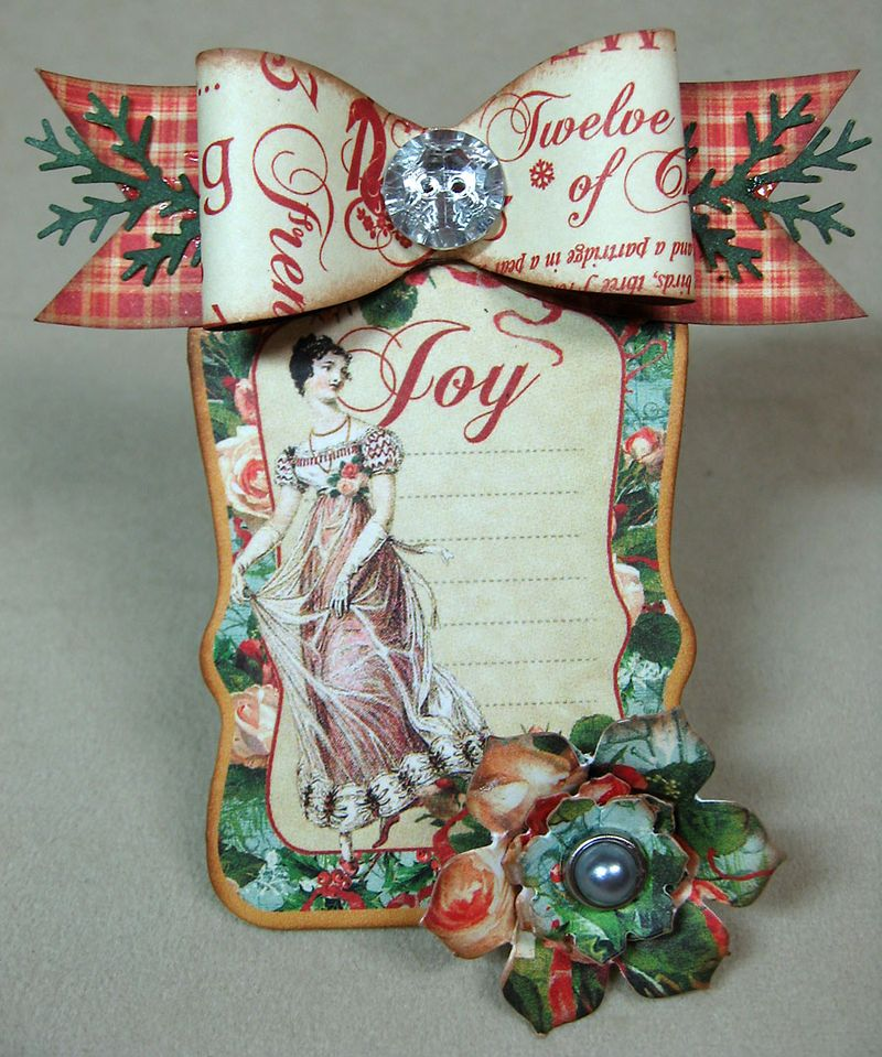 12-Days-of-Christmas-Tags-&-Bows-Graphic45-Annette-Green-6-of-7