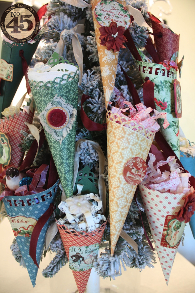 Denise_Hahn_Graphic_45_12_Days_of_Christmas_Easy_Cone_Ornaments - 02-imp