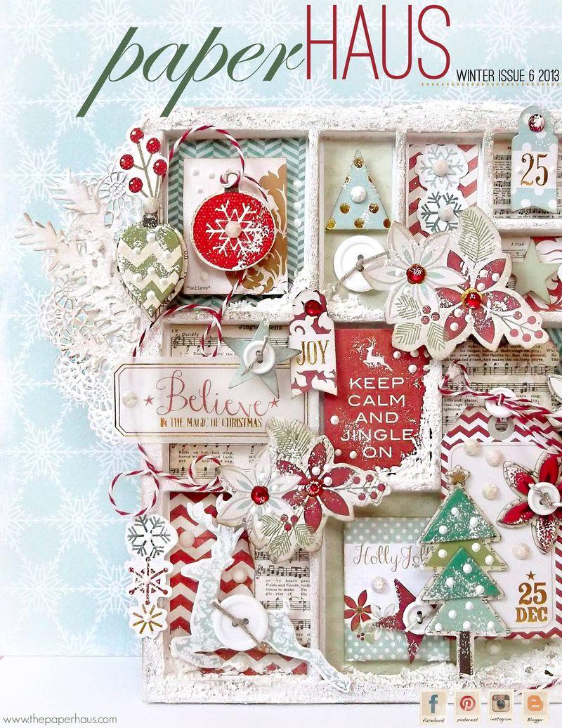 PaperHaus Cover Winter