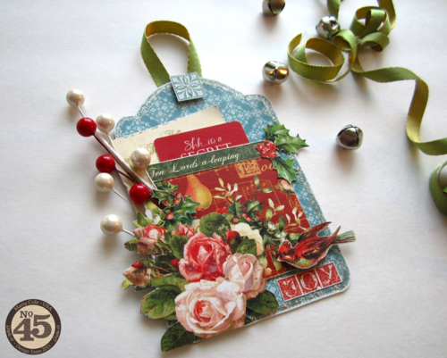 12-Days-Of-Christmas-Gift-Tag-Graphic45-Maria-Cole-tutorial, gift, holidays