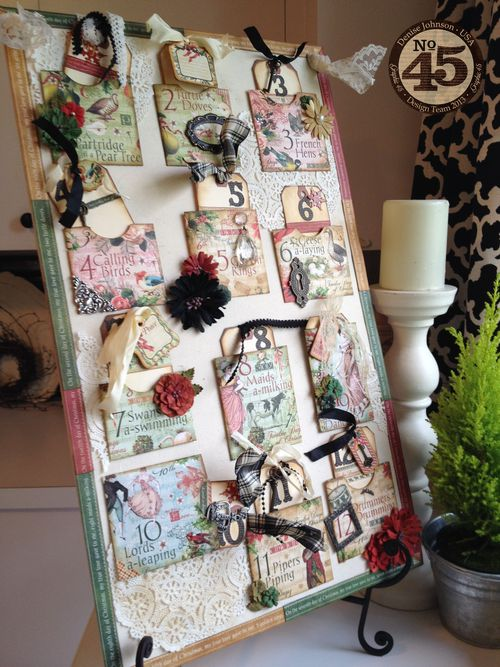 Pocket-Advent-Canvas-12-Days-of-Christmas-Graphic45-Denise-Johnson-16-of-28