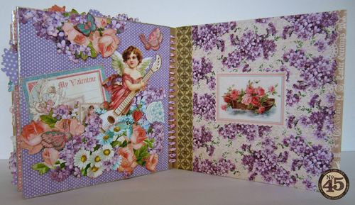 Sweet-Sentiments-Easel-Album-Graphic45-Maria-Cole-12-of-12