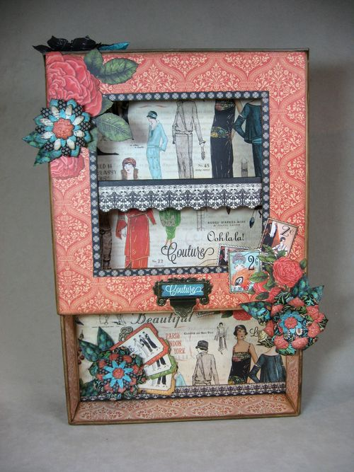 Couture Matchbox by Annette 16 of 16