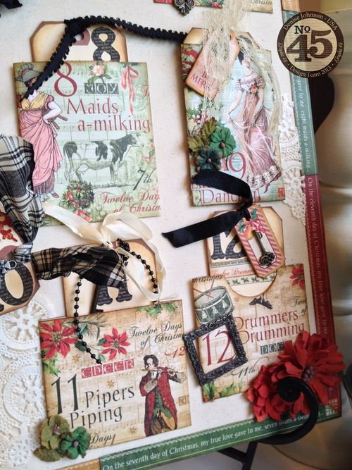 Pocket-Advent-Canvas-12-Days-of-Christmas-Graphic45-Denise-Johnson-22-of-28