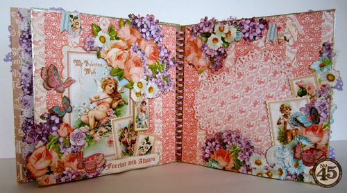 Sweet-Sentiments-Easel-Album-Graphic45-Maria-Cole-7-of-12