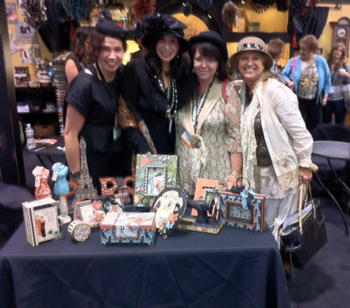 Graphic 45 CHA Winter 2014