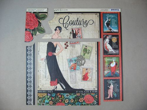 Couture Matchbox by Annette 1 of 16
