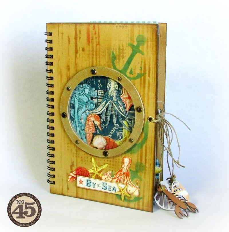 Graphic45-BytheSea-EaselAlbum-AlbertoJuarez-3-of-10