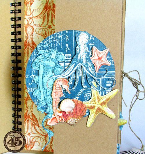 Graphic45-BytheSea-EaselAlbum-AlbertoJuarez-4-of-10