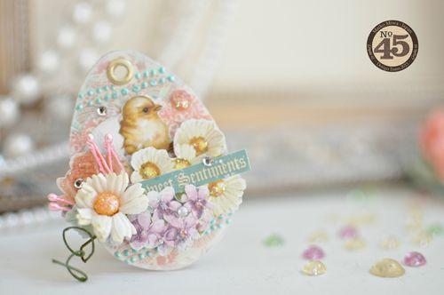 Maiko Miwa April project Sweet Sentiments #1