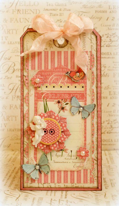Botanical Tea Tag 2
