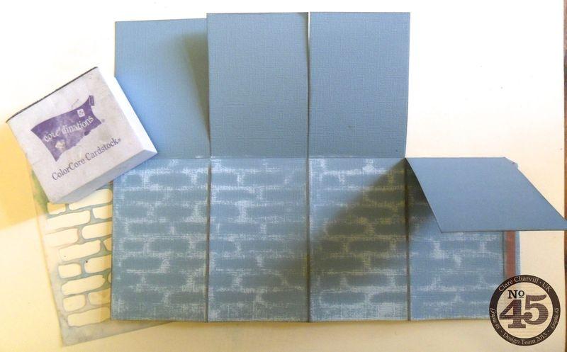 Botanical Tea Folding Card Clare Charvill Pic 5