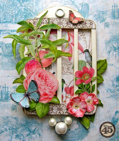 Botanical-Tea-Tag-Album-Graphic45-Maria-Cole-1-of-15