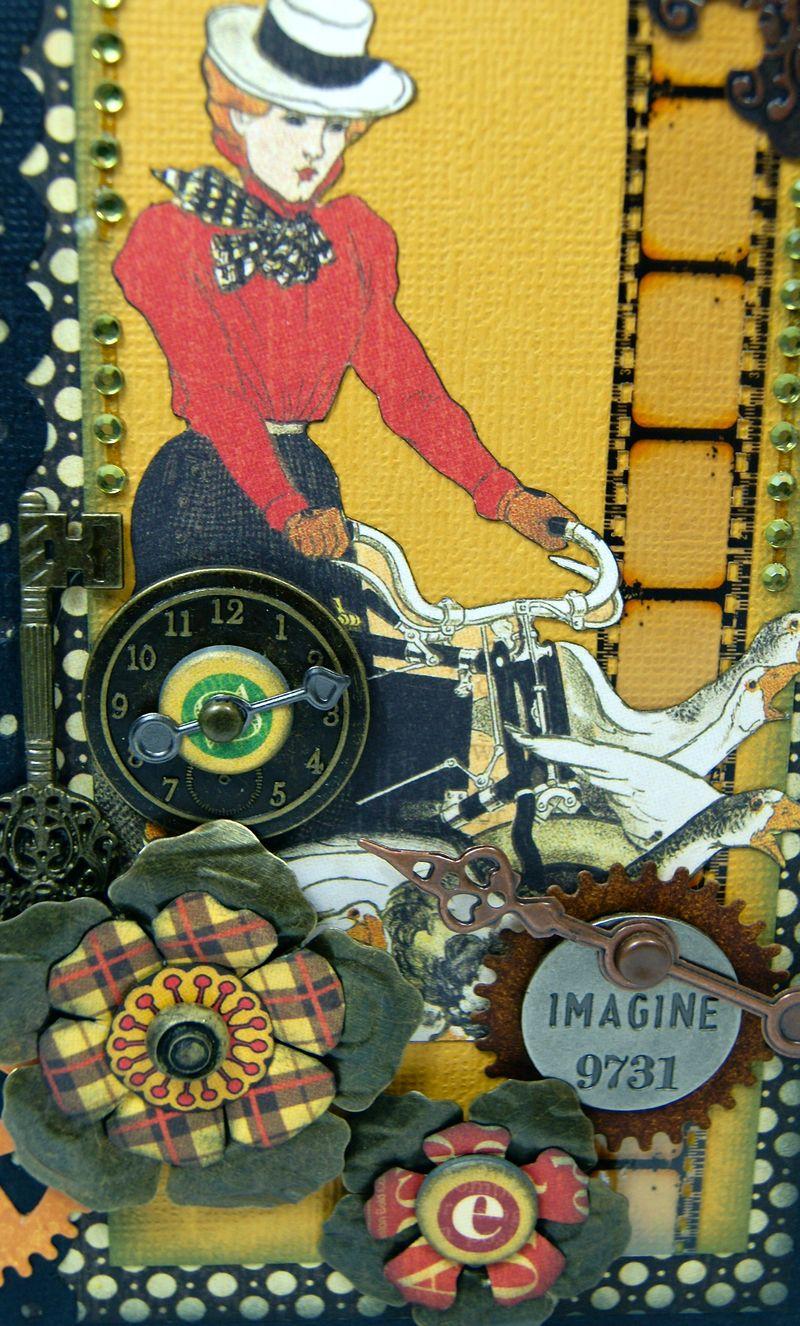 Typography Mini Album Cover Close up(2)