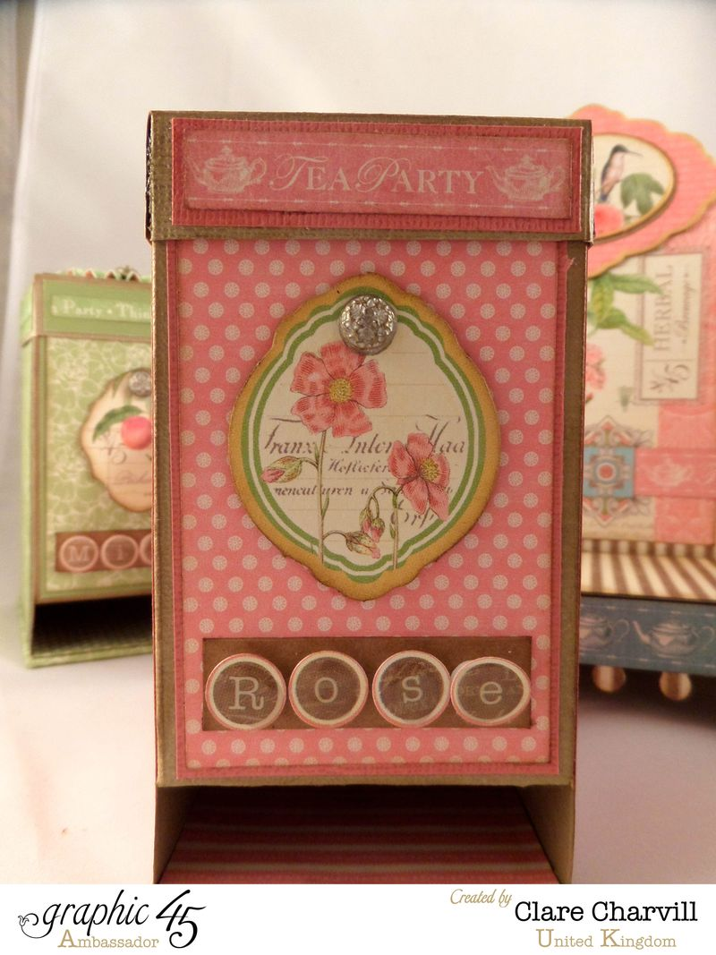 Tea Time Trio Clare Charvill Ambassador UK 3