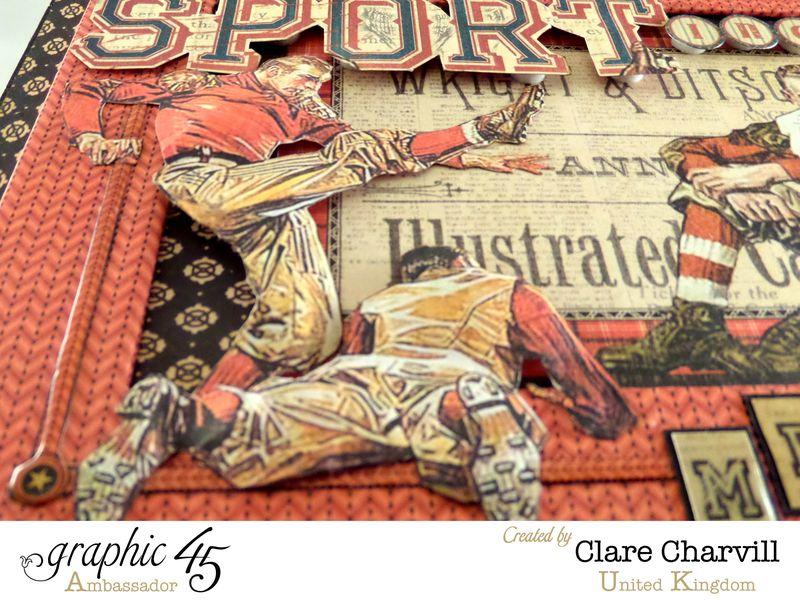 Sporting Keepsake Box Clare Charvill Ambassador 2