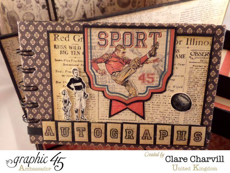 Sporting Keepsake Box Clare Charvill Ambassador 8