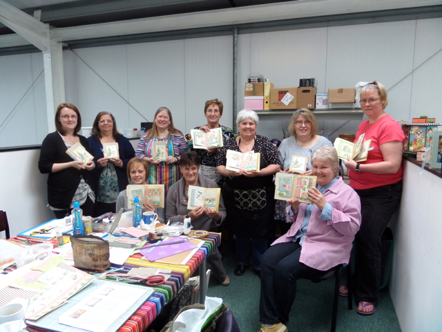 Its Crafting Time Workshop with Clare