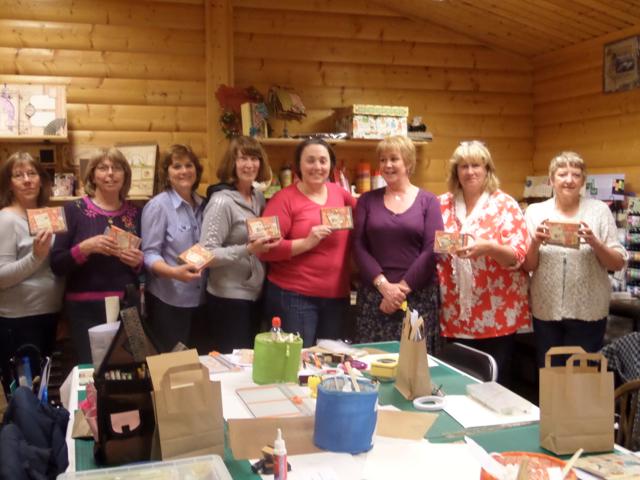 Scotch Lodge Farm Workshop with Clare