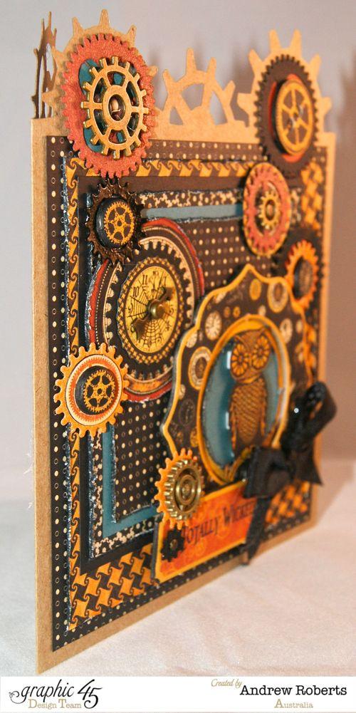 Steampunk Spells Card(2)