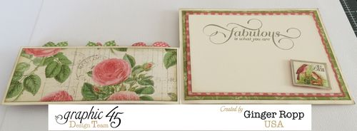 Botanical tea fabulous card