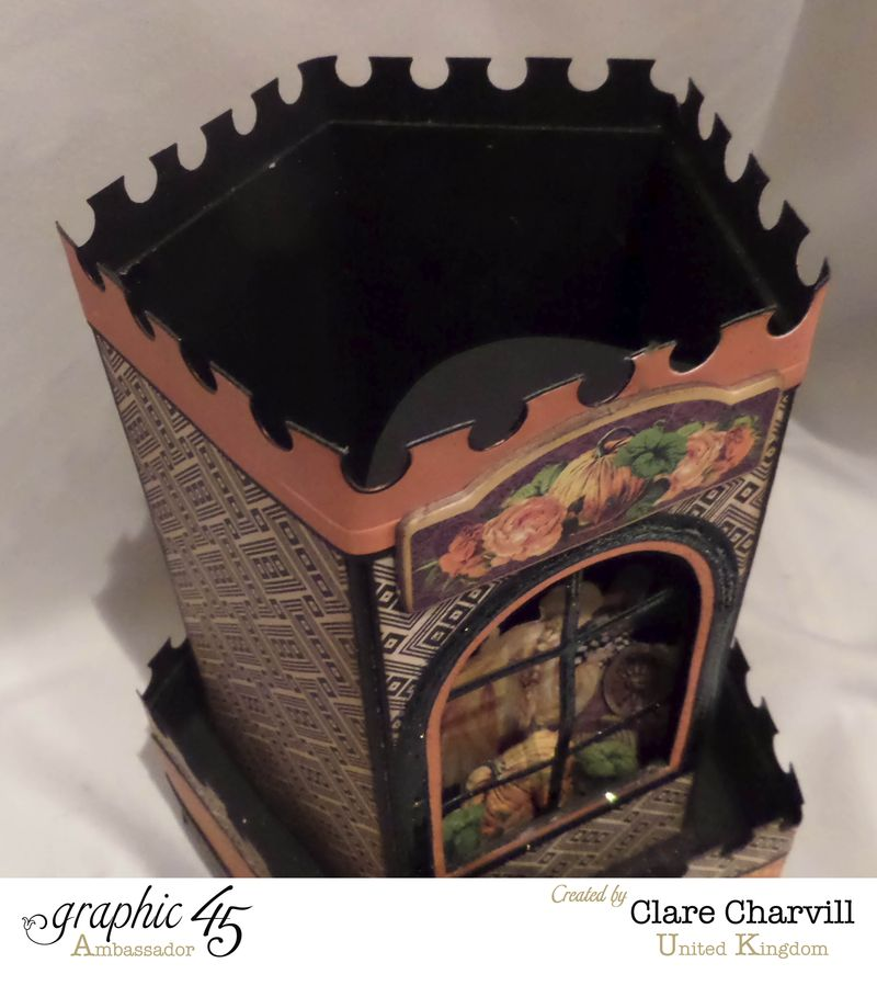An Enchanted Tower 9 Clare Charvill Ambassador UK