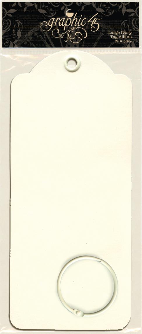 Tag-Large-Ivory