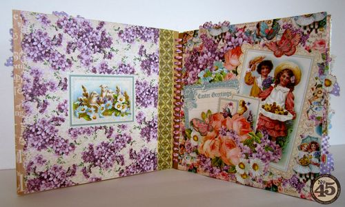 Sweet-Sentiments-Easel-Album-Graphic45-Maria-Cole-6-of-12