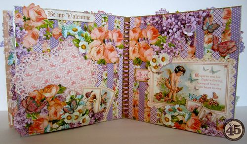 Sweet-Sentiments-Easel-Album-Graphic45-Maria-Cole-9-of-12