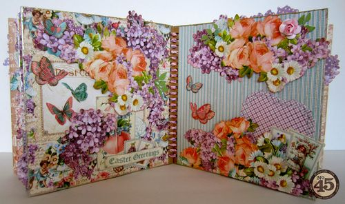 Sweet-Sentiments-Easel-Album-Graphic45-Maria-Cole-10-of-12