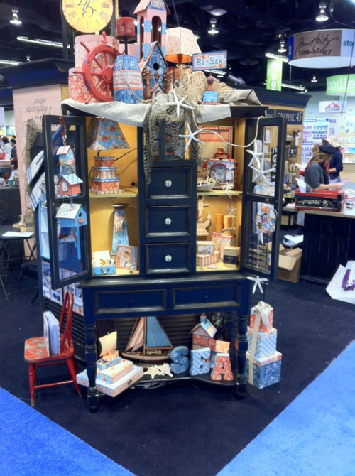 Graphic 45 CHA Winter 2014 By the Sea