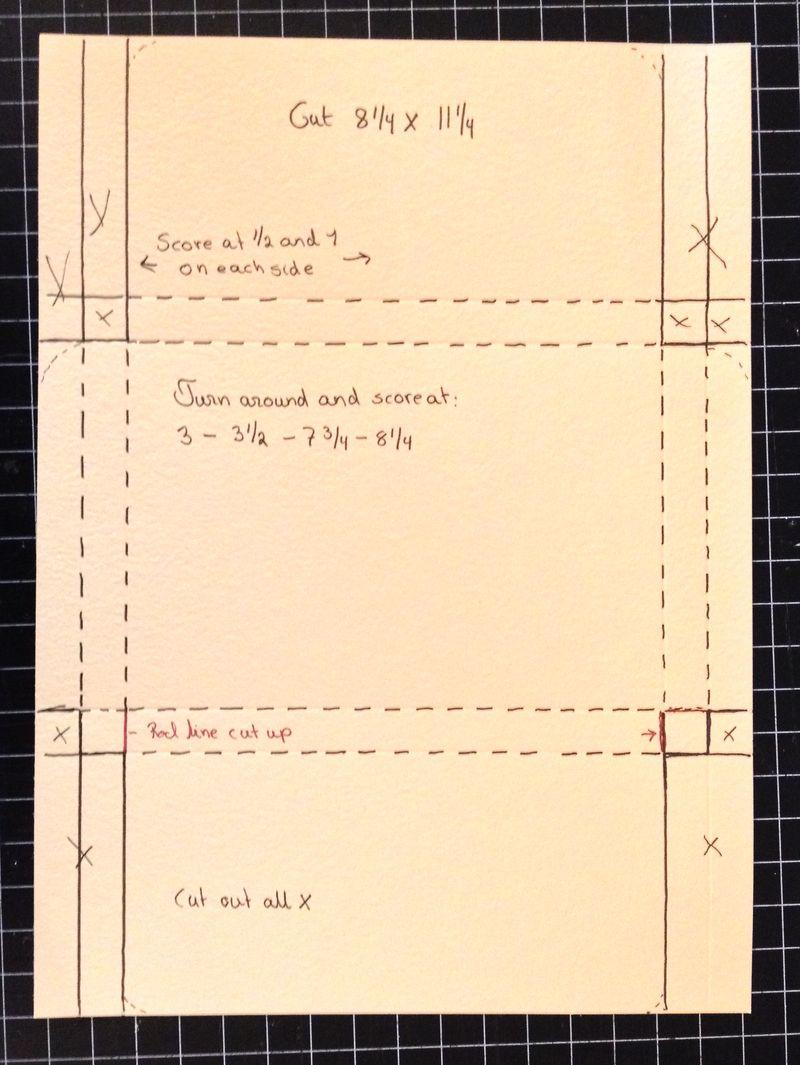 GRAPHIC 45-MINI ALBUM-CARD-ATC-COUTURE - SWEET SENTIMENTS - SECRET GARDEN-TUTORIAL-ANNESPAPERCREATIONS-ANNE ROSTAD-KREATIV SCRAPPING-CALENDAR- 8