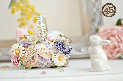 Maiko Miwa April project Sweet Sentiments #5