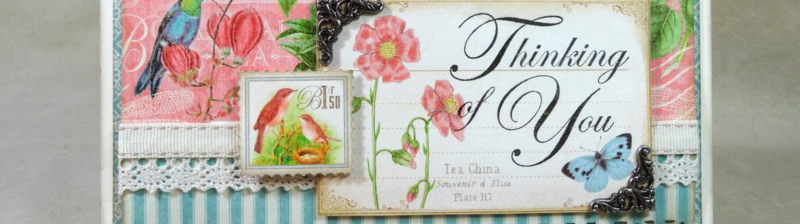 Botanical Tea 5 x 7 Card Hi-Res Image 10 of 10
