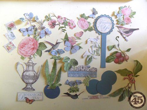 Botanical Tea Folding Card Clare Charvill Pic 12