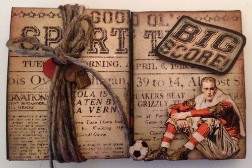 GOOD OL SPORT-CARD-TUTORIAL-GRAPHIC 45-NEW-2014-ANNESPAPERCREATIONS-TOILET PAPER ROLL- 15