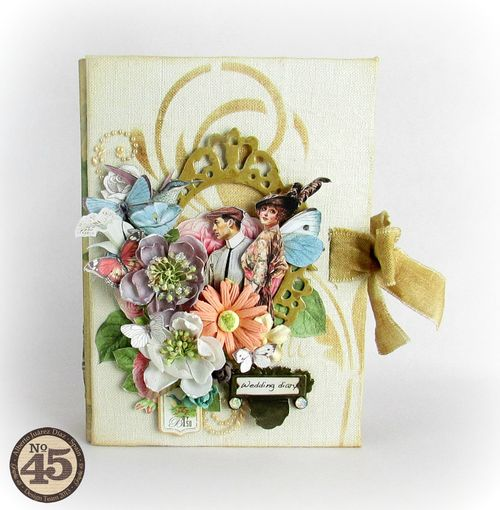 Graphic45-BotanicalTea-WeddingDiary-AlbertoJuarez-1-of-11