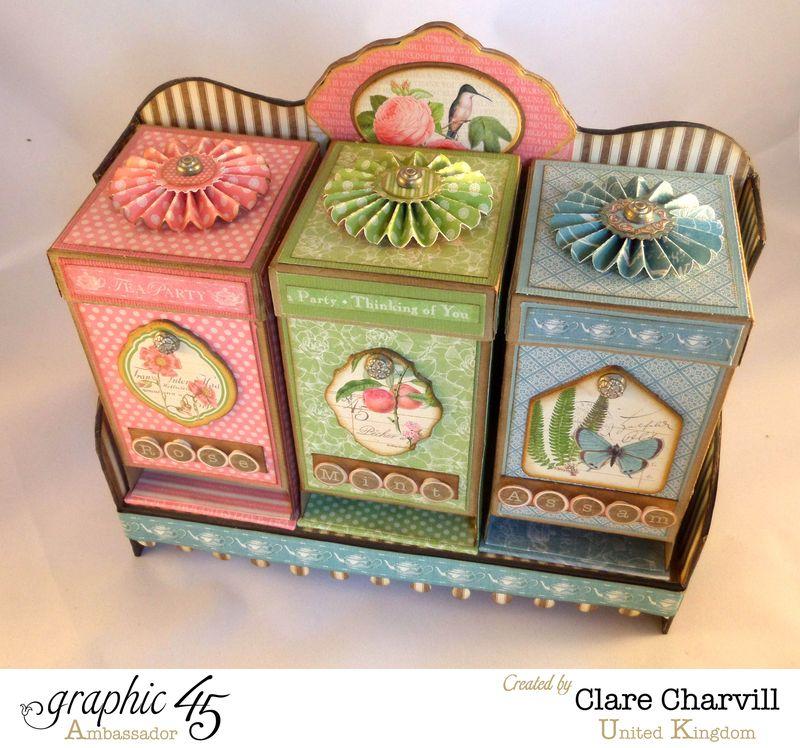 Tea Time Trio Clare Charvill Ambassador UK 1a