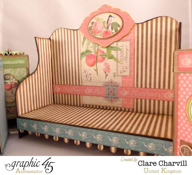 Tea Time Trio Clare Charvill Ambassador UK 2