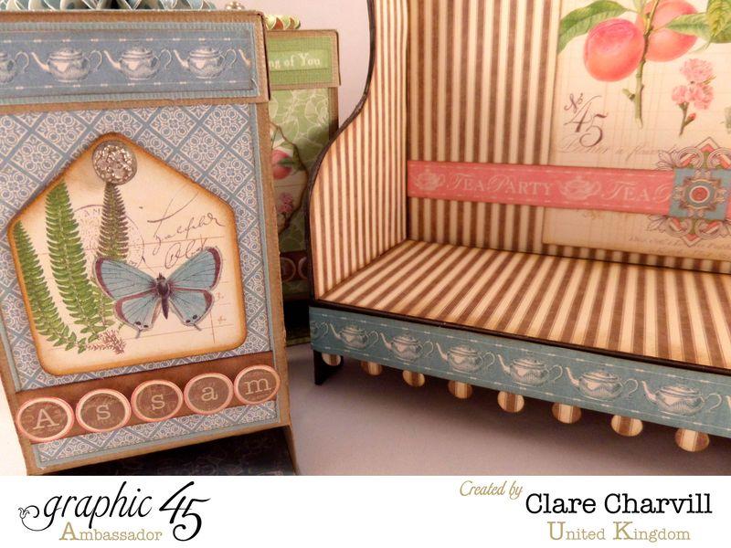 Tea Time Trio Clare Charvill Ambassador UK 4