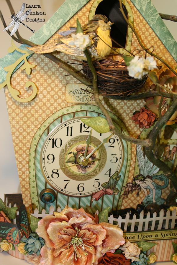 LDD fairy clock 2