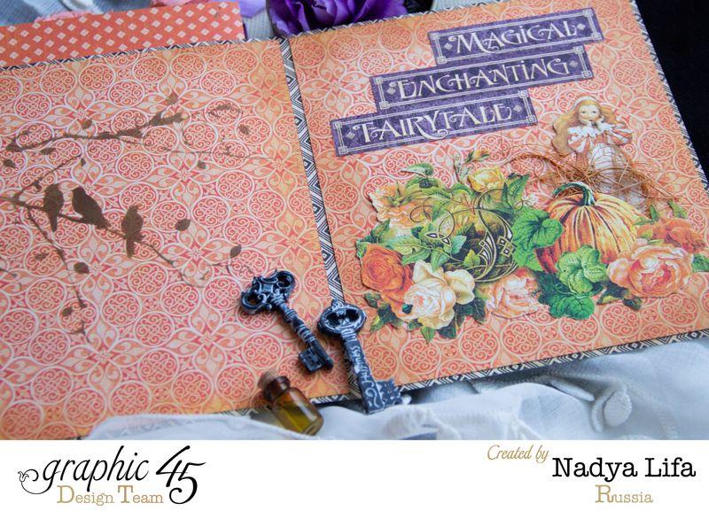 An Eerie Tale card 2 - Nadya Lifa