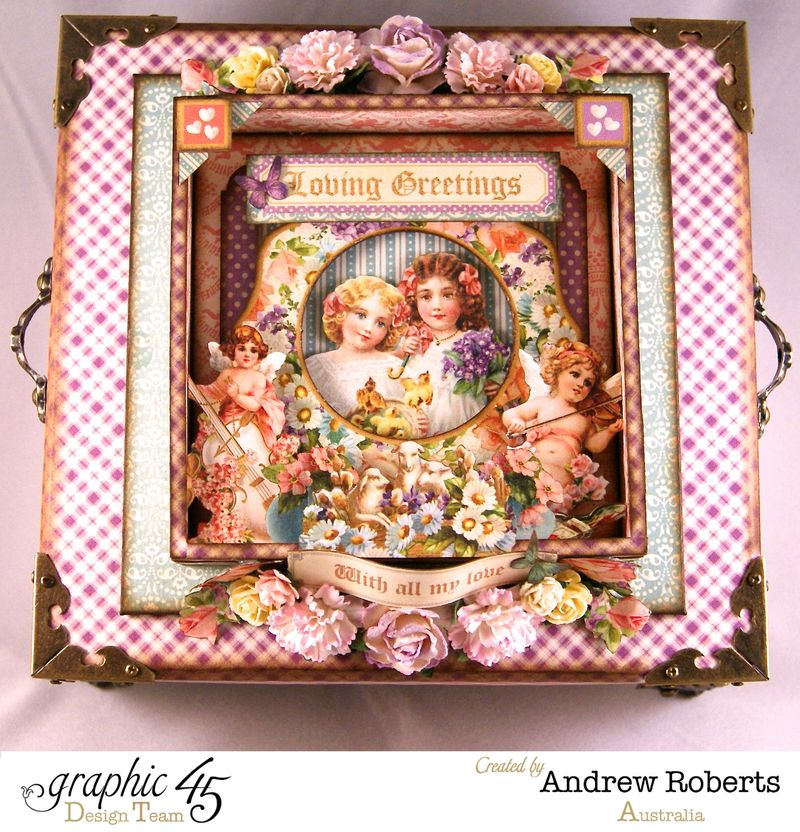 Sweet Sentiments Photo - Journal Blocks _ top view