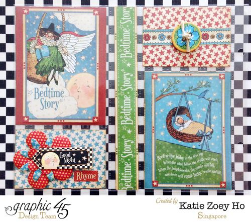 Mother Goose Pocket Scrapbooking_1