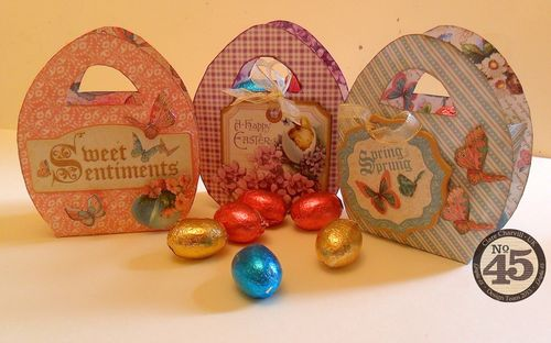 Sweet Sentiment Easter Favours Clare Charvill Pic 1