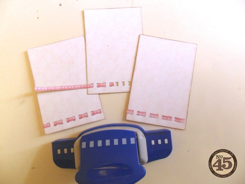Botanical Tea Folding Card Clare Charvill Pic 6