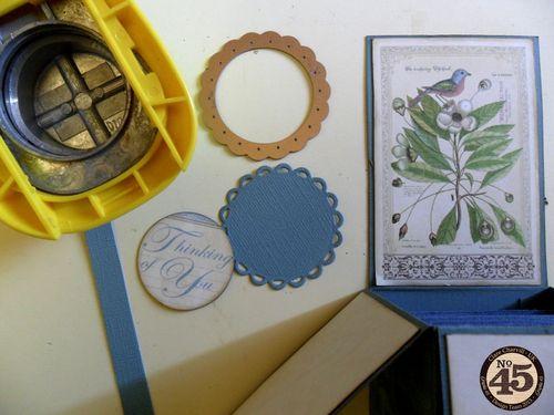 Botanical Tea Folding Card Clare Charvill Pic 11