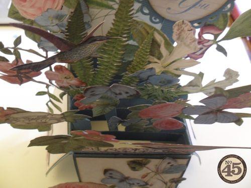 Botanical Tea Folding Card Clare Charvill Pic 13