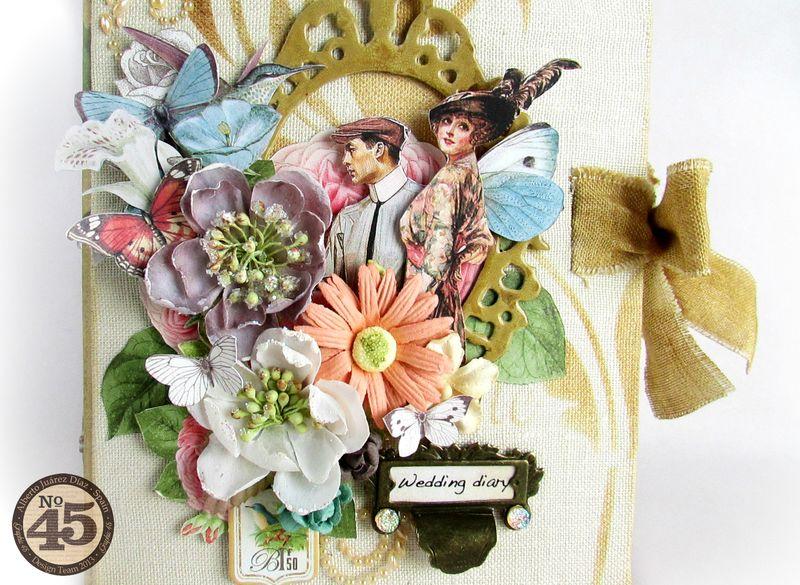 Graphic45-BotanicalTea-WeddingDiary-AlbertoJuarez-2-of-11