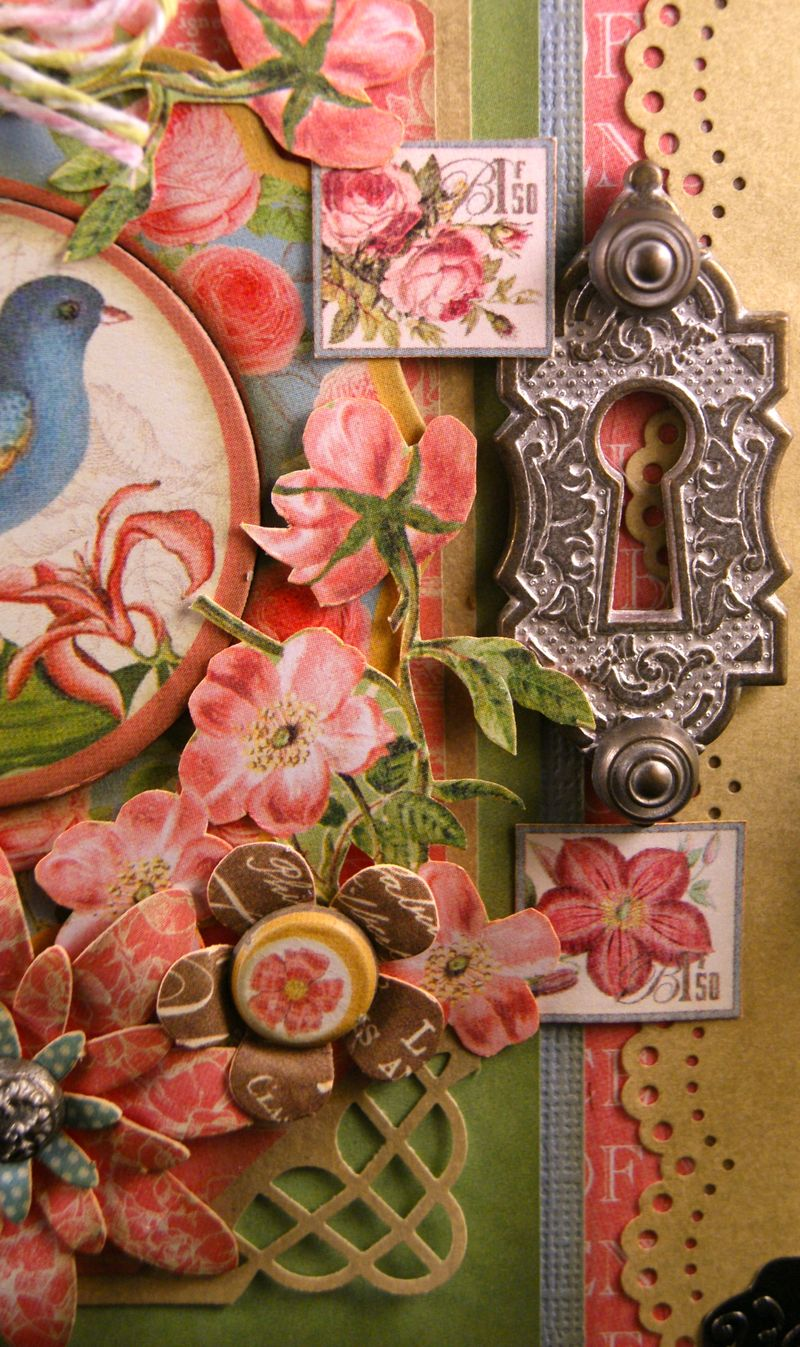 Botanical Tea Soap Gift Set Close up(3)